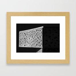 No Light Without Darkness #6 Framed Art Print