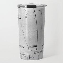 Football pants Travel Mug