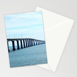 Under the Bridge and Beyond Stationery Cards