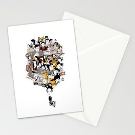 Quentin´s World Stationery Cards