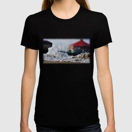 Over The Berm * Huntington Beach, California * Photo by Steve Berger T-shirt