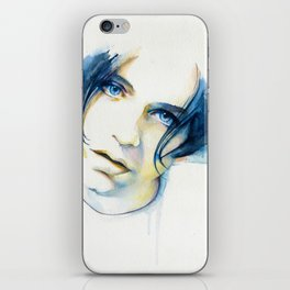 Brian Molko (I'll be yours) iPhone Skin