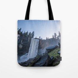 Vernal Falls, Yosemite National Park Tote Bag