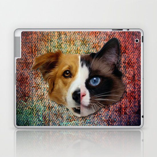 CatDog Laptop & iPad Skin