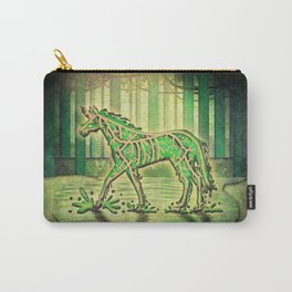 Swamp Unicorn Carry-All Pouch