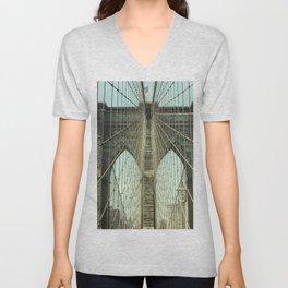 Gothic Arches Unisex V-Neck