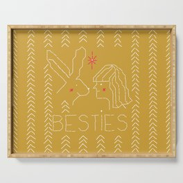 Besties Serving Tray