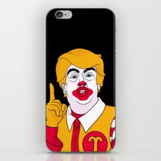 McDonald Trump iPhone & iPod Skin