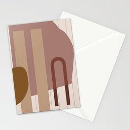 // Shape study #25 Stationery Cards