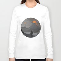 lord of the rings Long Sleeve T-shirts featuring Lord Of The Rings by ketizoloto