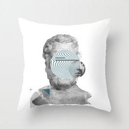 NO ID Throw Pillow