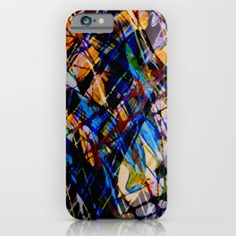 Abstract No. 5 iPhone Case