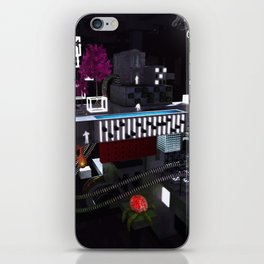 Ode to Escher iPhone Skin
