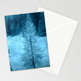 crystal larch Stationery Cards