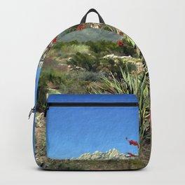 Desert Bloom Backpack