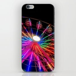 Ferris Wheel iPhone Skin