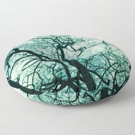 Gnarly Tree Floor Pillow