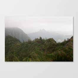 Hawaii Kai  Canvas Print