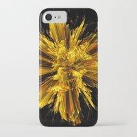 big bang iPhone & iPod Cases featuring Big Bang by Art-Motiva