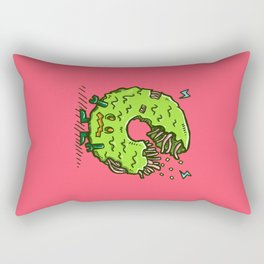 Zombie Donut 02 Rectangular Pillow