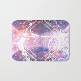 Abstract Ripple Reflection Bath Mat