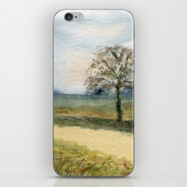 Autumn Path iPhone Skin