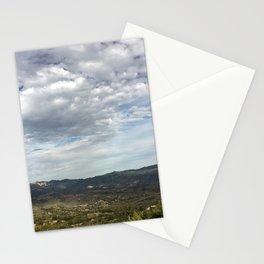 California landscape Stationery Cards