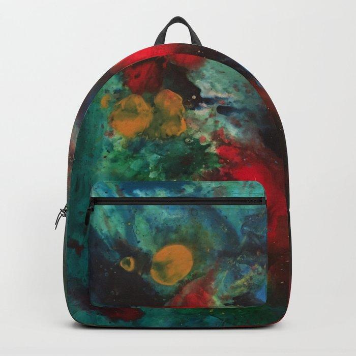 Cosmic Analysis No.1 Backpack