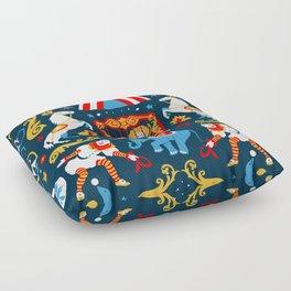 Circus royal Floor Pillow