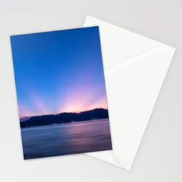 Ray of Light Stationery Cards