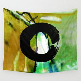 Enso Love 1D by Kathy Morton Stanion Wall Tapestry