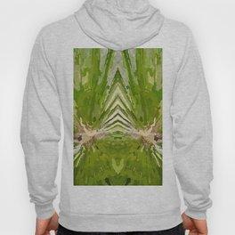 475 - Abstract garden design Hoody