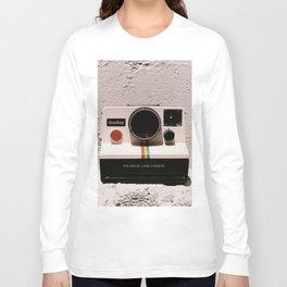 OneStep Land Camera, 1977 Long Sleeve T-shirt