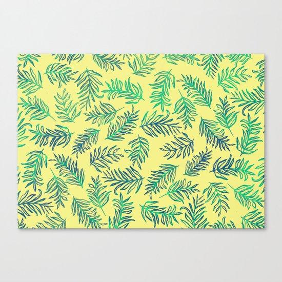 Fresh summer Canvas Print
