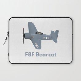 WW2 F8F Bearcat Airplane Laptop Sleeve