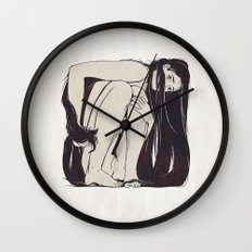 My Simple Figures: The Square Wall Clock
