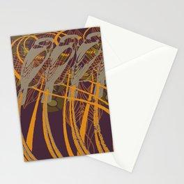 Birds of a feather print by Seasons Kaz Sparks Stationery Cards