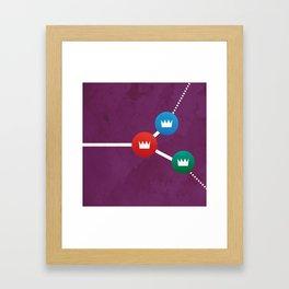 1/2 Kings | 11/12 Framed Art Print