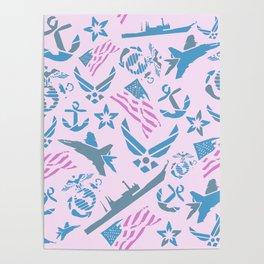 Princess Freedom Poster