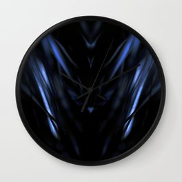 Dark Matters Wall Clock