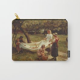 Frederick Morgan - The Apple Gatherers Carry-All Pouch