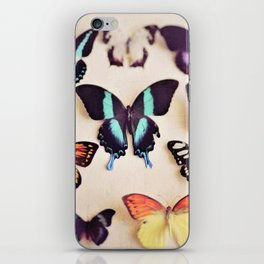 Butterfly Collection iPhone Skin