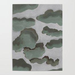 Gray Sky Poster
