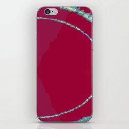 Psychedelica Chroma XX iPhone Skin