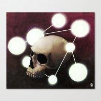 alchemy Canvas Prints featuring Alchemy by Fabrice Gagos