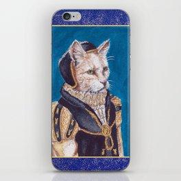 Lady Westy iPhone Skin