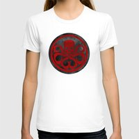 hydra T-shirts featuring Captain Hydra by Some_Designs