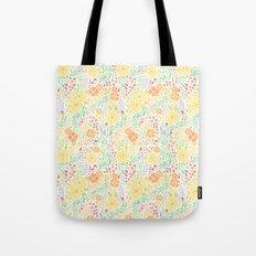 It's Floral Tote Bag