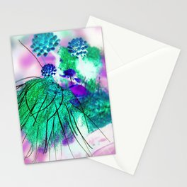 Mysterious Bloom - Spring Breeze Stationery Cards