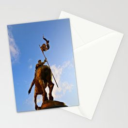 To One's Glory Stationery Cards